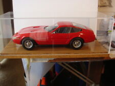 New listing Carlo Brianza 1:14 Hand Made Resin Model Of The Ferrari 365 Daytona, Red