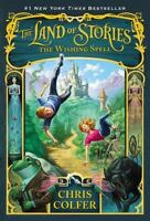 The Wishing Spell [The Land of Stories] , Chris Colfer
