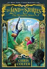 The Land of Stories: The Wishing Spell by Chris Colfer (2013, Paperback)
