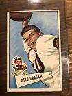 1952 Bowman Large Football Cards 35
