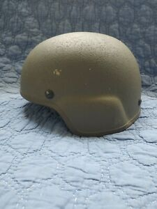 US Army ACH advanced combat helmet Gentex size Medium 8470-01-52-6329 pad insert
