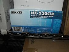Nxg NX-W520LCR 5 1/4 inch 120-Watt 2-Way LCR In-Wall Speaker - New In Box