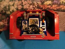 New Kids Connection Blue Truck. Dash Board Interactive Steering Lights Sounds +