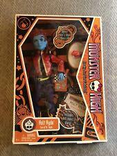HOLT HYDE Monster High Boy Doll - Original First Wave - 2010 RARE - NIB