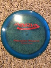 Innova Champion Monarch disc golf blue 175g no flaws Pfn