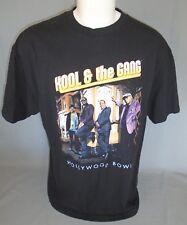 Kool & The Gang 2017 Hollywood Bowl Concert Tour T-Shirt Size Large