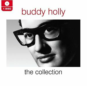 BUDDY HOLLY ~ THE COLLECTION ( BEST OF )  CD Peggy Sue, That'll Be The Day ETC