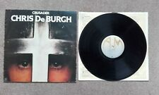 "Chris de Burgh – Crusader 12"" Vinyl LP 1979 Original Album"