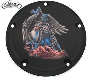 HARLEY DAVIDSON NARROW PROFILE DERBY COVER 2016-2021 TOURING ONLY BATTLE ANGEL