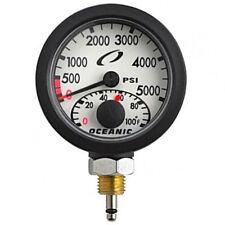 Oceanic Spg Swiv Module No/Tab New Scuba Pressure Gauge