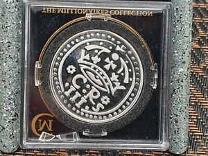 Millionaire Collection Carlisle 3 Shillings 14.5g .925 Silver Hallmarked