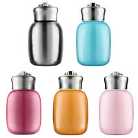 6.8oz Water Bottles Vacuum Insulated Flask Thermal Sport Chilly Cold Cup