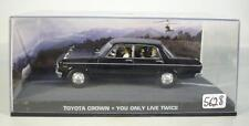 James bond 007 Collection 1/43 Toyota Crown you only live twice in box #5628