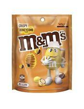 M&M Crispy Honeycomb 145g  x 12