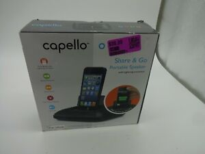 Capello Ci100 Share & Go Portable Speaker with Lightning Connector New