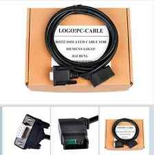 Programming CABLE 6ED1 057-1AA00-0BA0 RS232 ISOLATED Cable for Siemens PC-LOGO