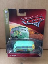 DISNEY CARS DIECAST - Fillmore  - 2018 Card - Combined Postage