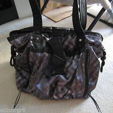 Lululemon Om Tote Bag Duffel Laptop Yoga Sports Bag Chevron Blazer Fossil