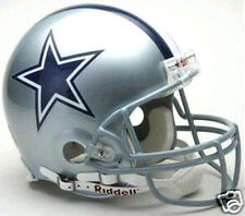 DALLAS COWBOYS RIDDELL NFL AUTHENTIC PRO LINE HELMET