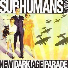 New Dark Age Parade (Audio CD)