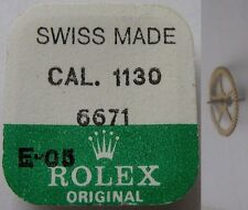 Rolex Watch Movement 1130 1160 1161 ... 3 rd. Wheel w/ long pivot 6671