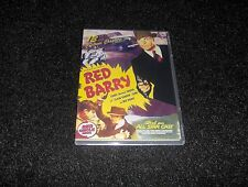 RED BARRY CLIFFHANGER SERIAL 13 CHAPTERS 2 DVDS