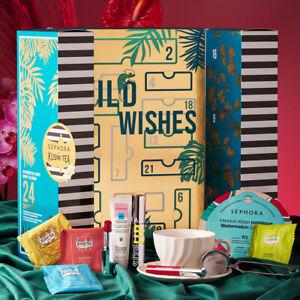 Sephora Collection X Kusmi Tea Advent calendar – Wild Wishes ORIGINAL