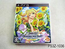 Idolmaster G4U Cinderella Girls Vol 4 Playstation 3 Japanese Import PS3 Gravure