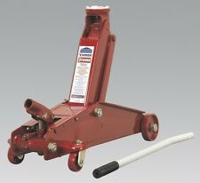 Sealey 1153CX Trolley Jack Long Chassis Heavy-duty