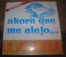 Juan Almeida - Ahora Que Me Alejo  LP Areito CUBA