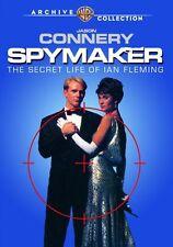 SPYMAKER: THE SECRET LIFE OF IAN FLEMING -  Region Free DVD - Sealed