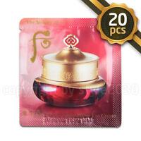 [The history of Whoo] Jinyul Eye Cream 1ml x 20pcs (20ml) Antiwrinkle Anti aging