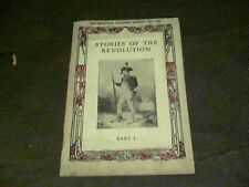 1906 Stories of the Revolution Part I by Nellie McCabe, F.A. Owen Publishing s11