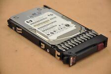 HP 146GB 15K SAS 2.5 6G Dual Port SFF Hot Plug Hard Drive 512547-B21/512744-001