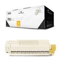 MWT Pro Toner Giallo Per OKI C-5900-CDTN C-5800-N C-5800-LDN C-5900-N C-5900-DTN