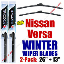 WINTER Wipers 2pk Super-Premium - fit 2007-2011 Nissan Versa - 35260/130