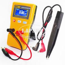 V2 0.01pF- 470mF Auto Range Digital Capacitor Capacitance Tester Meter MESR 6013