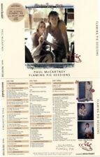 PAUL McCARTNEY Flaming Pie Sessions 3 CD
