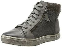 Jana Women's 26205 Hi-Top Trainers Grey Size UK 6 EU 39 NH07 07 SALEx