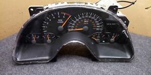 Speedometer Instrument Cluster PONTIAC FIREBIRD 99 00 01 02