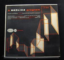 Willem Van Otterloo - A Berlioz Program LP VG+ LC 3054 Epic Gold Vinyl Record