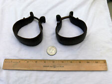 Antique stirrups from Honduras, Central America