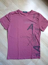 Tee-shirt Homme, Rouge foncé, taille M