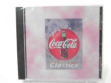 Coca-Cola Classics 62 Track CD SEALED Spain