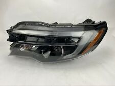 2016 2017 2018 HONDA PILOT LEFT DRIVER SIDE HEADLIGHT HALOGEN OEM LH