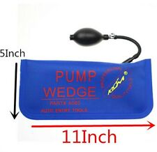 New Big Air Pump Wedge Blue Locksmith Tools Car Door Opener Auto Entry Lockout