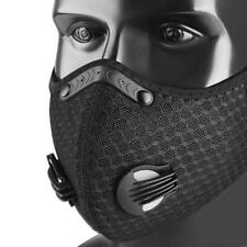 Half Face Outdoor Protective Shield Activate Carbon Filter Dust Mouth Cover