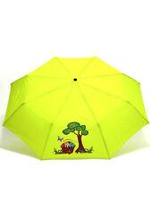 Braccialini donna, BC823 Carretto, ombrello mini antivento, tessuto, verde A5102