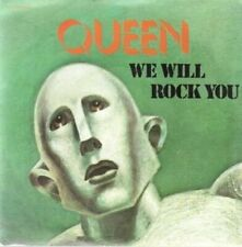 """Queen We are the champions/We will rock you (1977)  [7"""" Single]"""