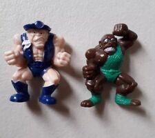 MEG 1995 In my Pocket Monster Wrestler Figures.